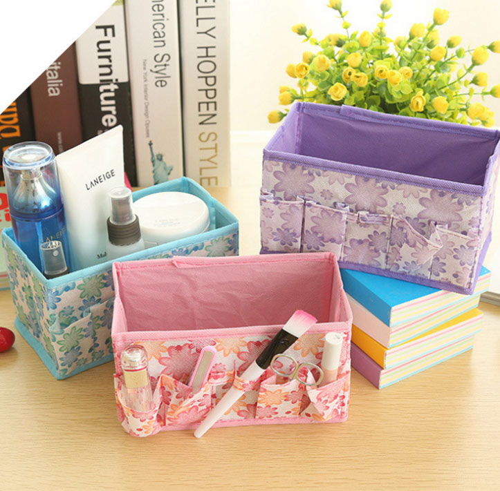 Cosmetics Storage Box