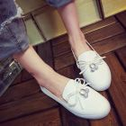 Casual Bpw Muffin Flat Shoes