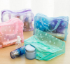 Transparent Cosmetic Travel Pouch