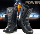 Men's High-top Combat Martin Boots