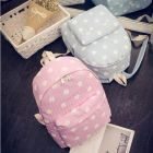 Classical Daisy Flower Pattern Female Backpack