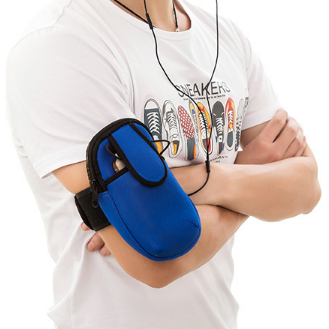 Outdoor Running Sports Arm Phone Bag