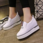 Korean Women's Inside Height Increased Thick-bottomed Shoes