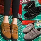 Women's Round Thick Casual Shoes