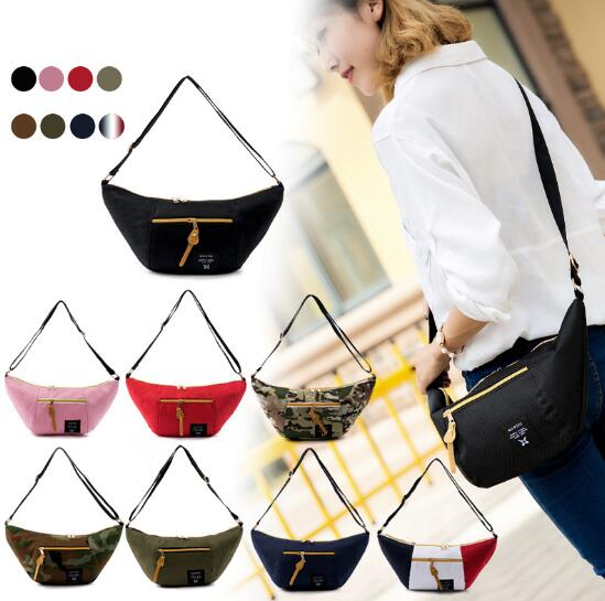 Anello Japan Canvas Multifunctional Outdoor Small Casual Shoulder Bag