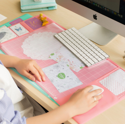 Korea Creative Large Computer Desk Pad Mat