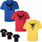 Unisex Pokemon Go Printed Fashion Casual T-shirt