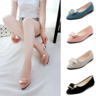 Korean Women's Fashion Pointed Head Casual Shoes