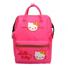 Japan Hello Kitty Printed Anello Inspired Canvas Casual Backpack