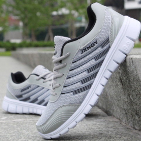 Korean Men's Fashion Comfortable Casual Sports Shoes
