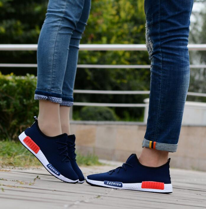 Unisex Fashion Couple NMD Inspired Comfortable Casual Sport Sneaker