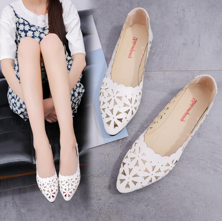 Korean Ladies Fashion Floral Hollow Pattern Designs ...