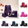 Lovely Women Nylon Package Bags-Backpack /Shoulder Bag /Pouch