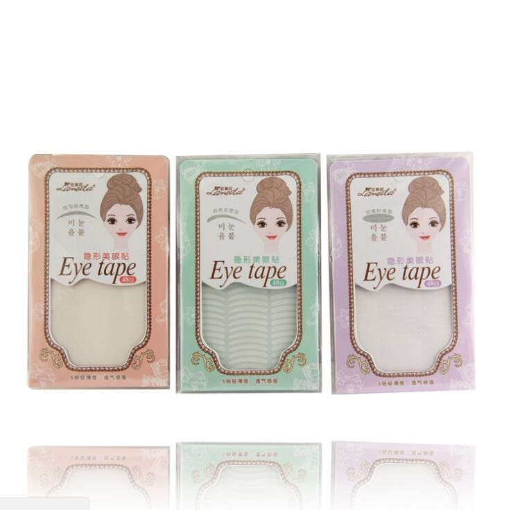 Beauty Widen Fine 24 Pairs Invisible Double-layered Eyelids Paste