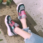 Women's Casual Breathable Travel Running Mesh Shoes