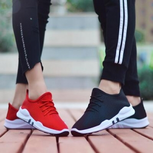 Korean Couple's Lightweight Casual Sports Running Shoes