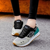 Korea Stitching Color Casual Student Harajuku Style Running Sneakers Shoe