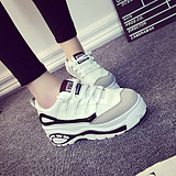 Harajuku Girl Leisure Thick Bottomed Sports Shoes