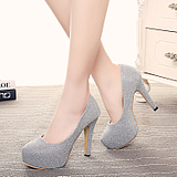 Sexy Princess Women High Heels Shoe