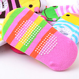 0-1 Years Old Cotton Non-Slip Baby Socks