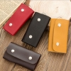 Unisex Leather Key Chain Wallets