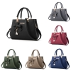 Korean Women's Fashion Elegant Classic Bow Pendant Leisure Shoulder Bag