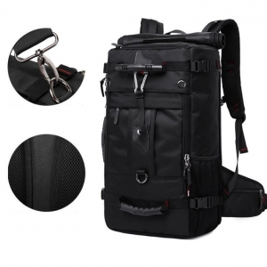Men's Fashion Multi Function Large Capacity Breathable Sport Backpacks