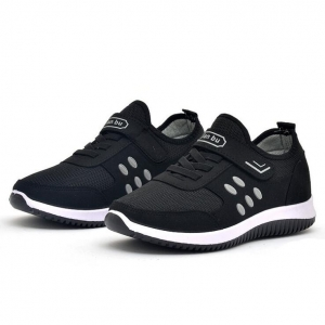 Unisex's Fashion Solid Color Breathable Comfortable Casual Sport Shoes
